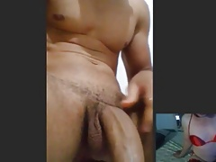 gigantic  man rod cum for..
