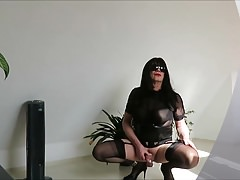 Nylon Insatiable Hoe