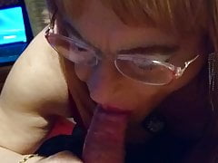 sexysusang blowing shaft deep