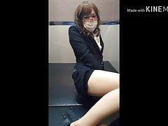 chinese crossdresser..