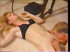 Antique tranny blowing and..