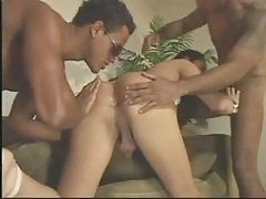 Scorching Ladyboy Three-way